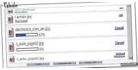 Ajax apphp file uploader
