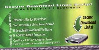 Download secure links