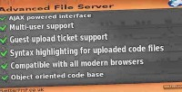 File advanced server
