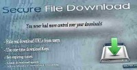 File secure download class