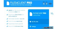Files 4 client pro transfer file easy