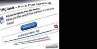 Hipload free files hosting easy quick