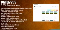 Php minipan system management file