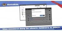 Self kotakin sharing file hosted
