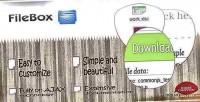 Simple filebox script hosting file