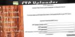 Uploader ftp