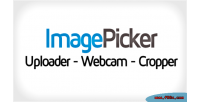 Uploader imagepicker webcam cropper