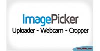 Uploader imagepicker webcam cropper
