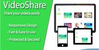 Video videoshare sharing platform