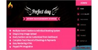 Management event day perfect system