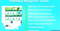 Management pharmacy system cms pos bootstrap