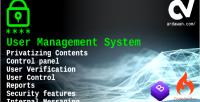 Management user