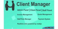 Manager client