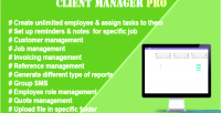 Manager client pro