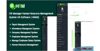 Manager hr human resource system management hr hrms software