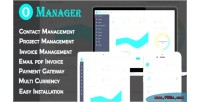 Manager office office application billing web management