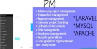 Manager p advanced project web software solution management
