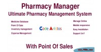 Manager pharmacy ultimate system management pharmacy