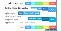 3 bootstrap generator code button