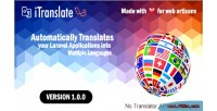 A itranslate powerful tool that translation automates of apps laravel your