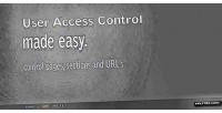 Access user easy made control