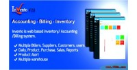 Accounting invento billing system management inventory