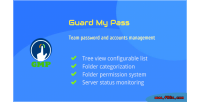 Accounts guardmypass management passwords and