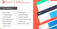 Advanced knap user 4 management 5 laravel