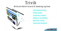 Affiliate trivik hotel booking engine search