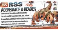 Aggregator rss niche builder site rss