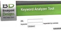 Analyzer keyword