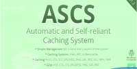 And automatic self system caching reliant