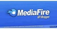 Api mediafire wrapper
