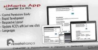 App simarta acl 2.x cakephp