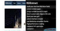 Auto generate your site feeds rss from auto