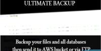 Backup ultimate