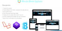Block bitcoin explorer