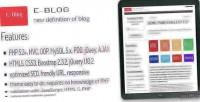 Blog e new blog of definition