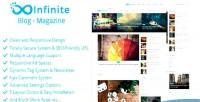 Blog infinite magazine script