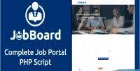 Board job complete platform php board job