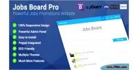 Board jobs pro