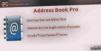 Book address pro