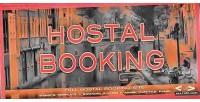 Booking hostel