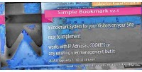 Bookmark simple