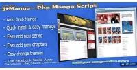 Build jtmanga your site online manga