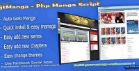 Build jtmanga your site online manga