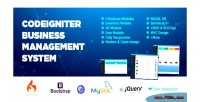 Business codeigniter system management data