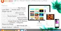 Business whizbiz directory cms
