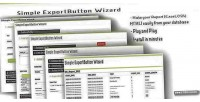 Button export wizard