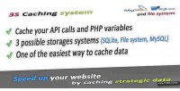 Caching system cache api results & data php caching